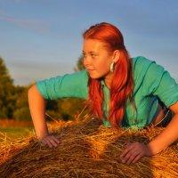 Наташин портрет :: Женя Рыжов