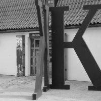 У музея Кафки :: Лара Лаби