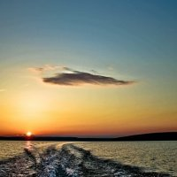 Красноярское Море :: Evgeniy Siliveev