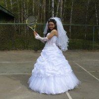 все может невеста :: Елена Суханова