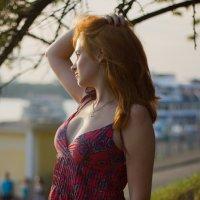 Рыжая :: Sergey Lamonov