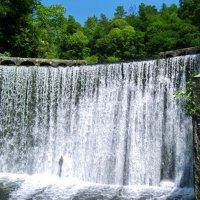 Новоафонский водопад. :: Светлана Н