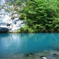 Голубое озеро :: Светлана Н