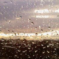 Капли дождя :: Татьяна Новикова