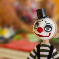 Грустный клоун :: Анна Глембоцкая