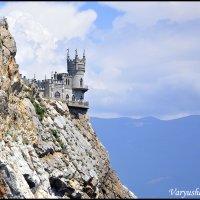 Ласточкино гнездо :: Варвара Сорока