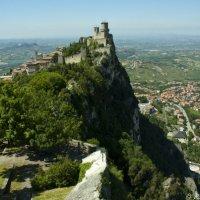 2 Torre  della Repubblica di San Marino :: Рома Кондратьев