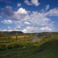 Река Ай возле Сикияз-Тамака :: Данил Ромодин