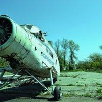 Аэродром г.Орел. Наши дни :: Andrey Edinov