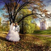 Золотая осень :: Евгений Клёпов