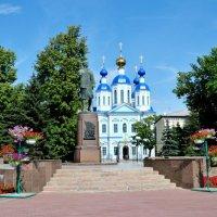 Храм Казанской иконы Божией Матери :: Ирина Фёдорова