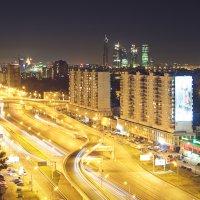 Ночь в столице :: Robert Sanasaryan
