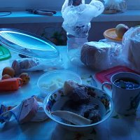 беспорядок на столе :: фарид сахапов