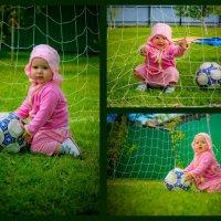 Футболистка :: Анастасия Соболева