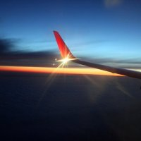 Самолет :: Александр Лукин