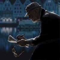 Ночное дежурство :: Александр Свистунов