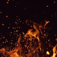 пламя :: СЕРГЕЙ БОЖКО