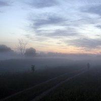 Туман-1 :: Сергей Скуратов