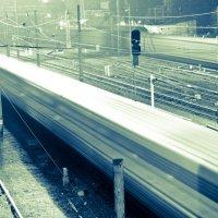 Ночной поезд :: Николай Рубанов