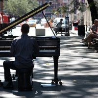 Greenwich Village. Washington Square Park :: Юлия Тимофеева