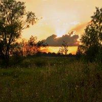 закат солнца :: Яков Реймер