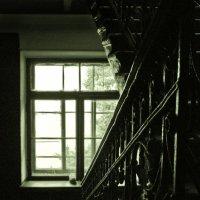лестница в ужас :: Александра Кокоза