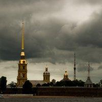 Петропавловская крепость :: Александра Кокоза