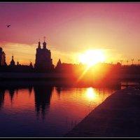 Закат на набережной. :: Maratto Boev