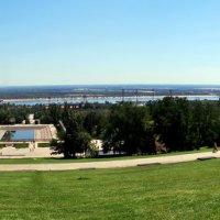 панорама Волгограда с Мамаев Кургана :: Grishkov S.M.