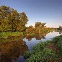 Рассвет на реке Нерская :: Alexander Asedach