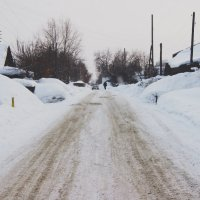 Зимняя дорога :: Света Кондрашова