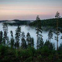 Над туманом :: Виталий Апальков