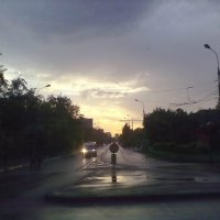 На закате дня :: Татьяна Муленкова