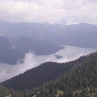 Альпы :: Полина Николаева