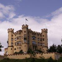 Замок Хоэшвангау :: Полина Николаева
