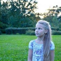 Мечты :: Dorothy Guslitshkova