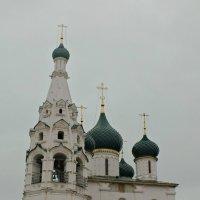 Церковь :: Алёна Бакерина