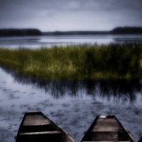 В тихой бухте :: Владимир Ноздрачев