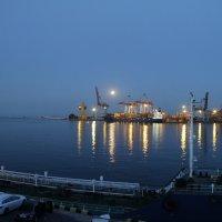 Вечером в порту :: esadesign Егерев