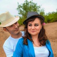 Love Story, Зоя и Алексей :: Валерий Славников