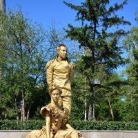 Живые статуи :: юрий Амосов