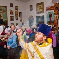 Воскресная служба :: Александр Симанков