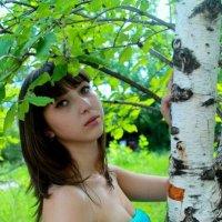Одна из первых работ :: Angelika Alehina