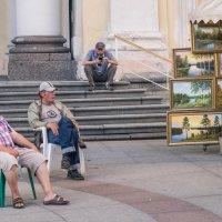 Налетай - торопись, покупай живопись! :: Мария Какоткина