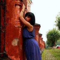Девушка :: Angelika Alehina