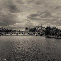 Мой Париж : Вечер :: Ваган Мартиросян
