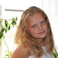 дочка Юлия :: Светлана