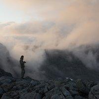Долина облаков :: Елена Васильева