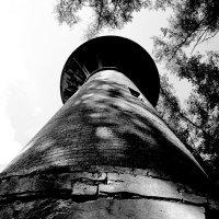 Старая водонапорная башня :: Павел Зюзин