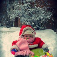 зима-зимонька :: Дарина Нагорна